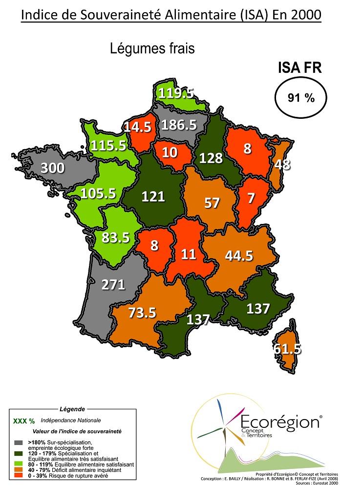 Lister initiatives / alimentation Isa-france-2000-legfrais